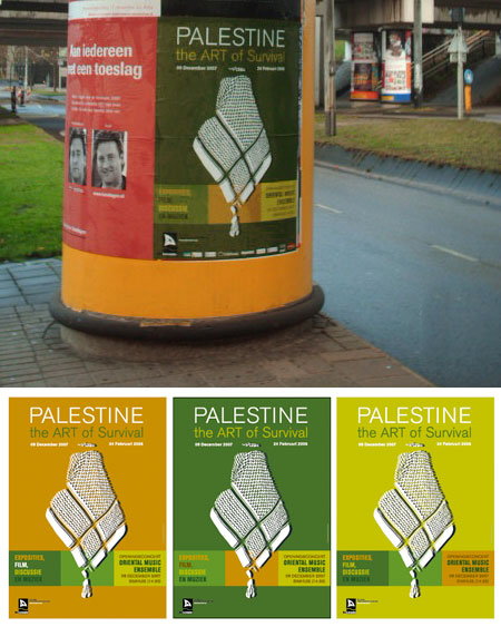 Palestine Art of Survival