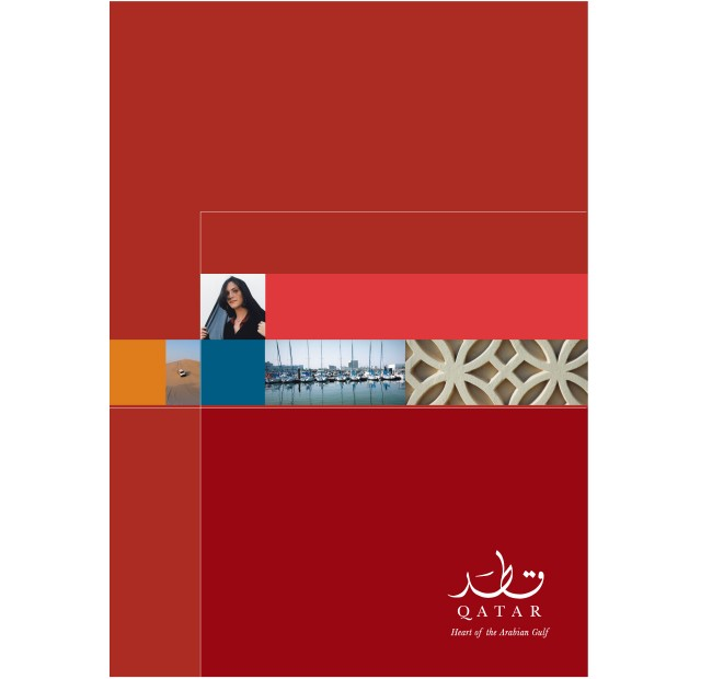 2_Qatar_design_typography_brochure_visual_identity