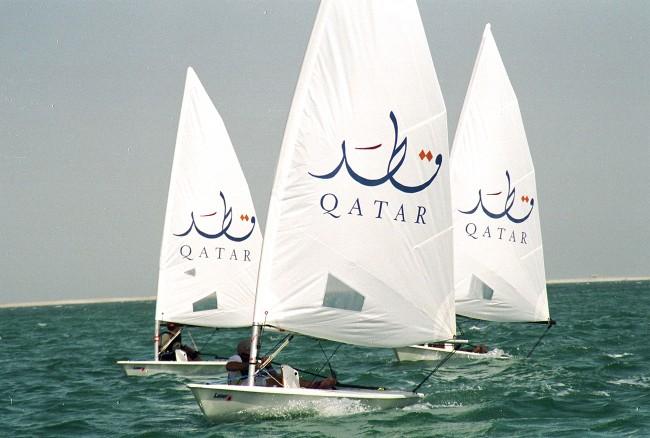 4_Qatar_logo_design_doha_tarek_atrissi_sail_design