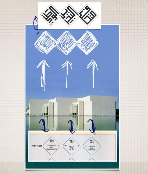 design-process-sketches-bahrain-national-museum-600x705