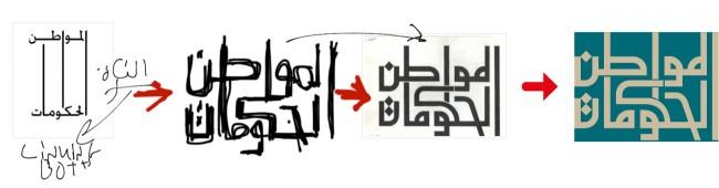 5_Typography_concept_process_lebanon