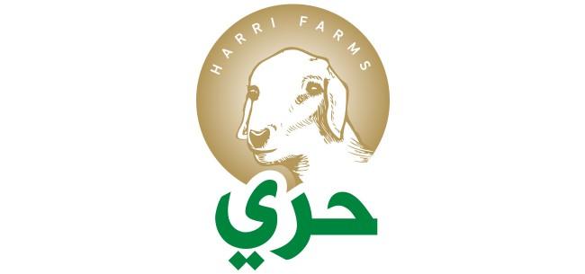 1_Logo_design_arabic_harri_farms