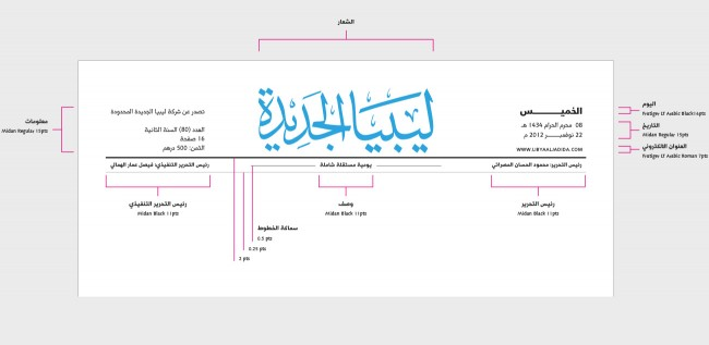 3_masthead_design_arabic_newspaper_libya