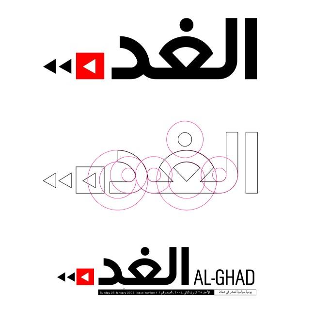 1_alghad_logo_design_branding_amman