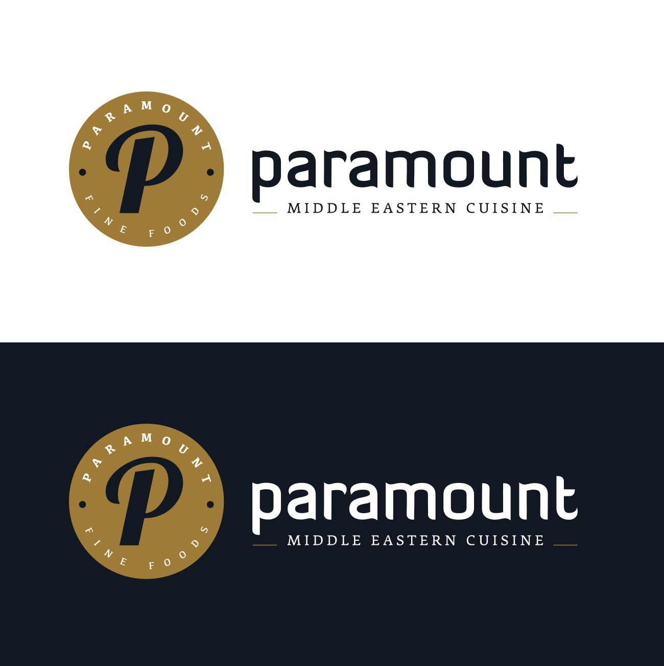 Paramount Fine Foods Rebranding Tarek Atrissi Design The Netherlands